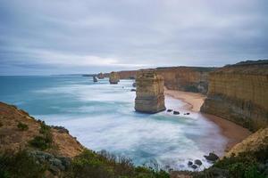 douze apôtres, grande route de l'océan.