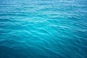l'eau de l'océan