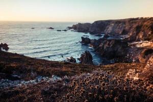 vue sur la côte portugal 10 photo