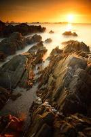 paysage marin chonburi thaïlande photo