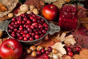 fruits de Thanksgiving