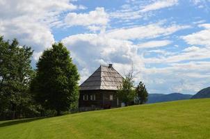 maison en bois photo