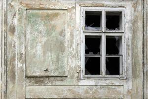 détail maison ancienne