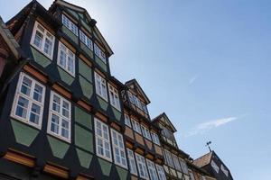 Maisons à colombages de celle, Allemagne photo