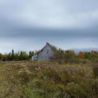 Maison abandonnée autoroute 6 Nouvelle-Écosse photo