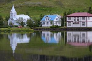 Haus dans l'île photo