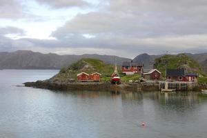 norvégie
