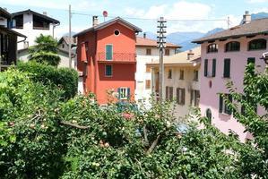 maisons du vieux village de scairolo photo