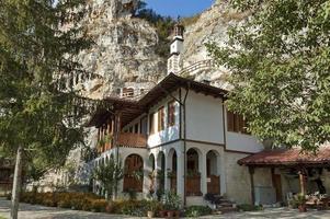 """le monastère du rocher """"st dimitrii de basarbovo"""" photo"""