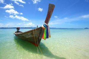 vacances à la plage en Thaïlande photo