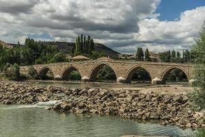 Pont sahruh, kayseri, Turquie