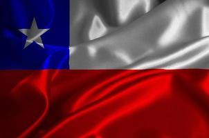 drapeau chili photo