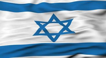 drapeau israélien photo