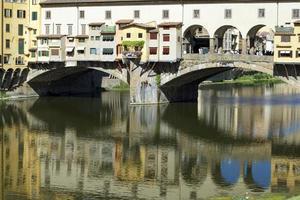 ponte vecchio de florance photo