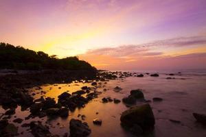 île de koh mat sum. photo