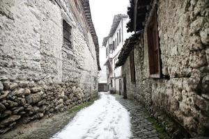 rues de safranbolu photo
