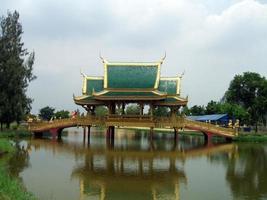 pont décoratif photo
