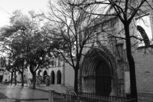 bâtiment historique à lisbonne, portugal