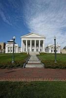 capitale de l'état de Virginie. photo