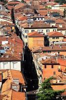 Détail architectural à Vérone photo