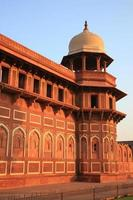 le fort rouge d'Agra photo