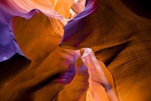 blocs de couleur sable pour former une palette artistique de la nature photo