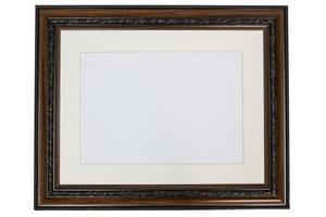 cadre photo isoler