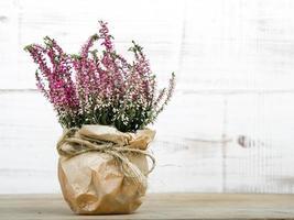 bouquet de bruyère