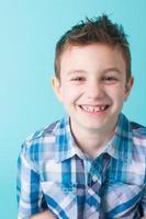 grand sourire photo
