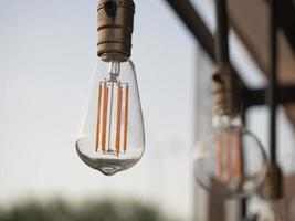 ampoule photo