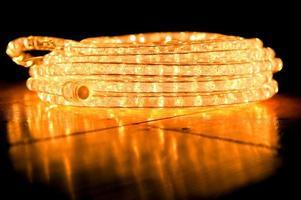 lumières de corde