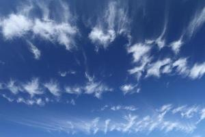 ciel d'automne photo