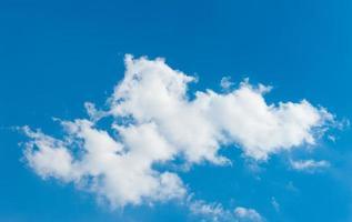fond de ciel de nuages photo