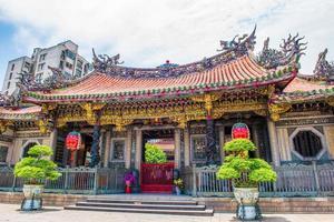 temple de Mengjia Longshan