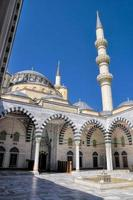 mosquée au turkménistan