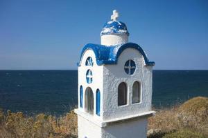 petite chapelle en grèce