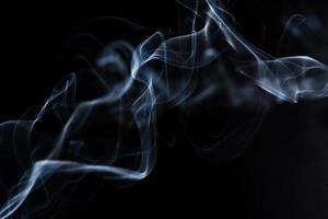 créature mythique de la fumée photo