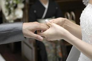 image de mariage photo