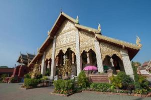 temple de wat phrathat hariphunchai