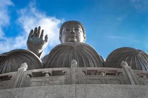Bouddha tian tan photo