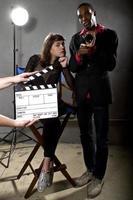 réalisateurs et producteurs de films hollywoodiens photo