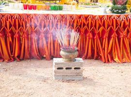 cérémonie bouddhiste photo
