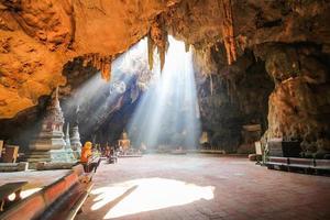 Grotte de Khao Luang, Phetchaburi Thaïlande