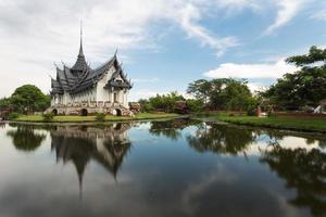 ville antique, temple de thaïlande