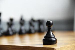 vieux échecs photo