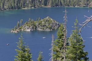 bateaux sur le lac tahoe photo