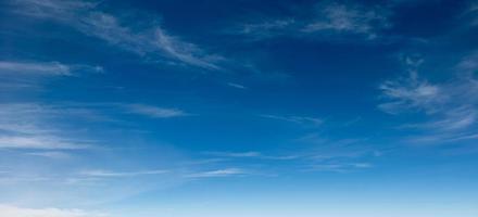 ciel bleu avec des nuages