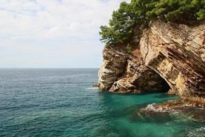 paysage de mer photo