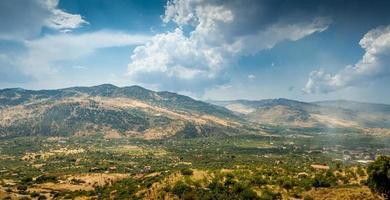 nature sicilienne
