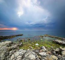 beau paysage marin photo